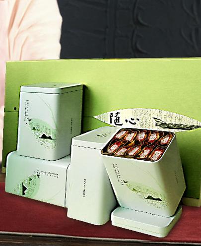 高档茶叶包装盒装定制